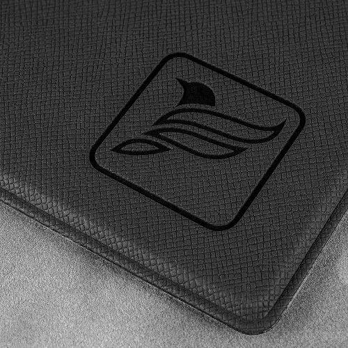 Папка планшет с крышкой, цвет черный