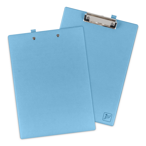 Папка планшет, цвет голубой