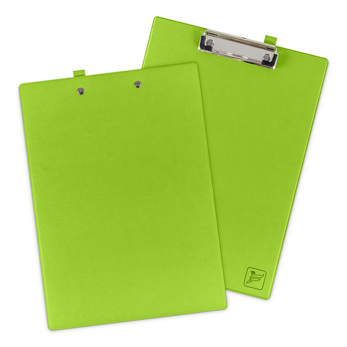 Папка планшет, цвет зеленый