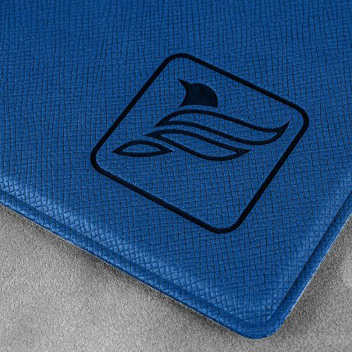 Папка планшет, цвет темно-синий