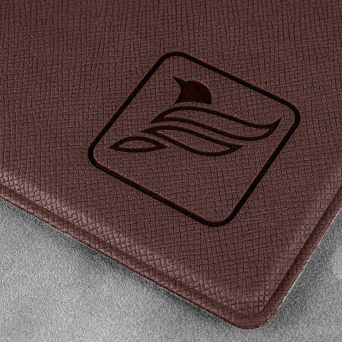 Папка планшет, цвет коричневый