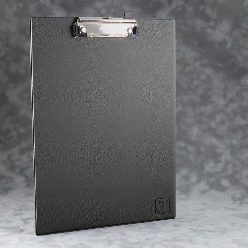 Папка планшет, цвет серый