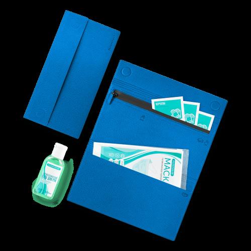 Органайзер для средств индивидуальной защиты #1, цвет синий