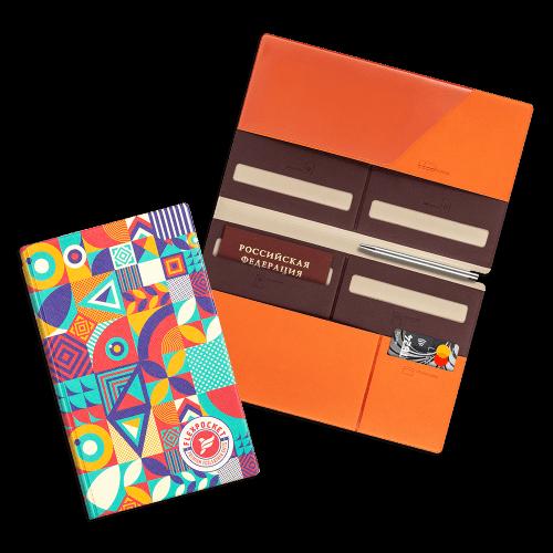 Органайзер для путешественника - семейный, полноцветная печать