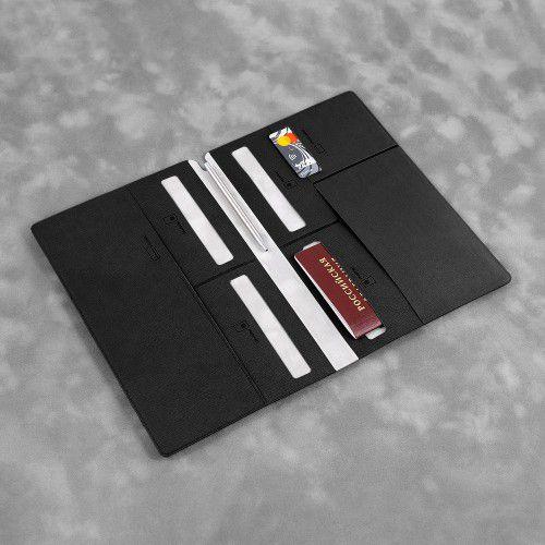 Органайзер для путешественника (семейный), цвет черный