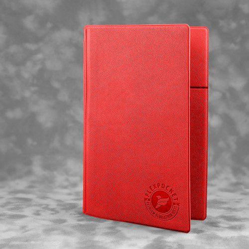 Органайзер для путешественника (семейный), цвет красный