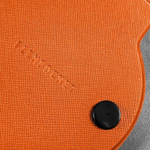 Универсальный чехол для маски, цвет оранжевый