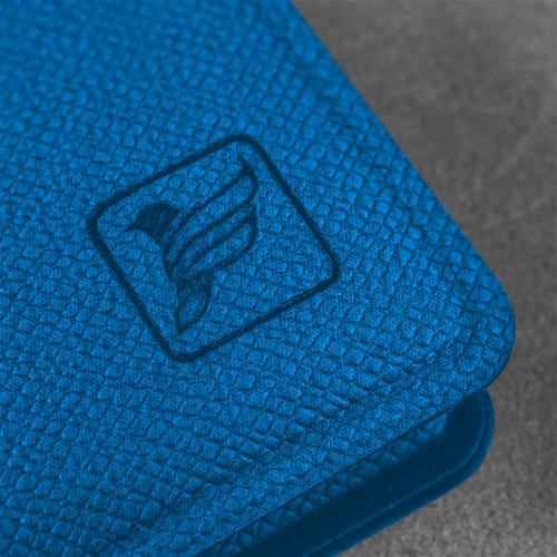 Ежедневник А5, цвет синий
