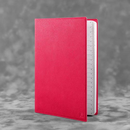 Ежедневник А5, цвет маджента