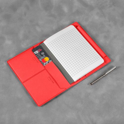 Записная книжка В7 с ручкой, полноцветная печать