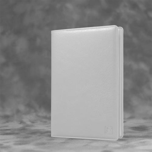 Записная книжка B7, цвет белый classic