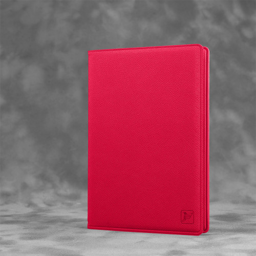 Записная книжка B7, цвет маджента