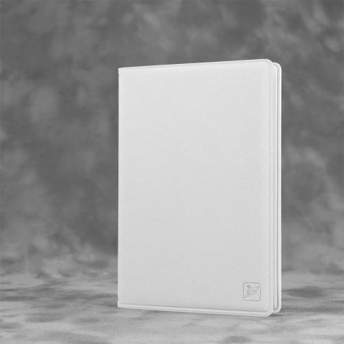 Записная книжка B7, цвет белый