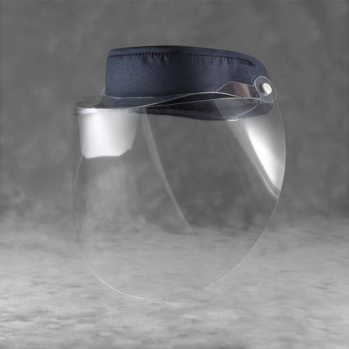 Защитный экран с козырьком