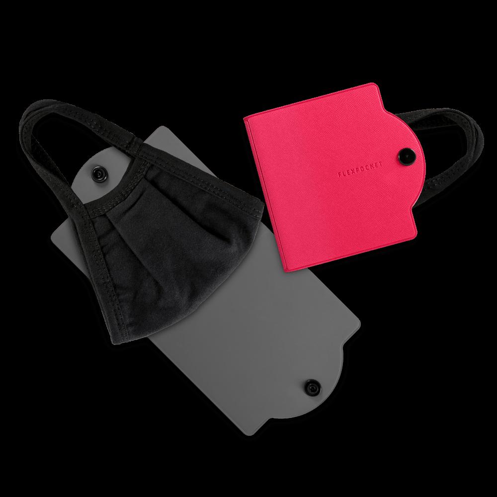 Универсальный чехол для маски, цвет маджента