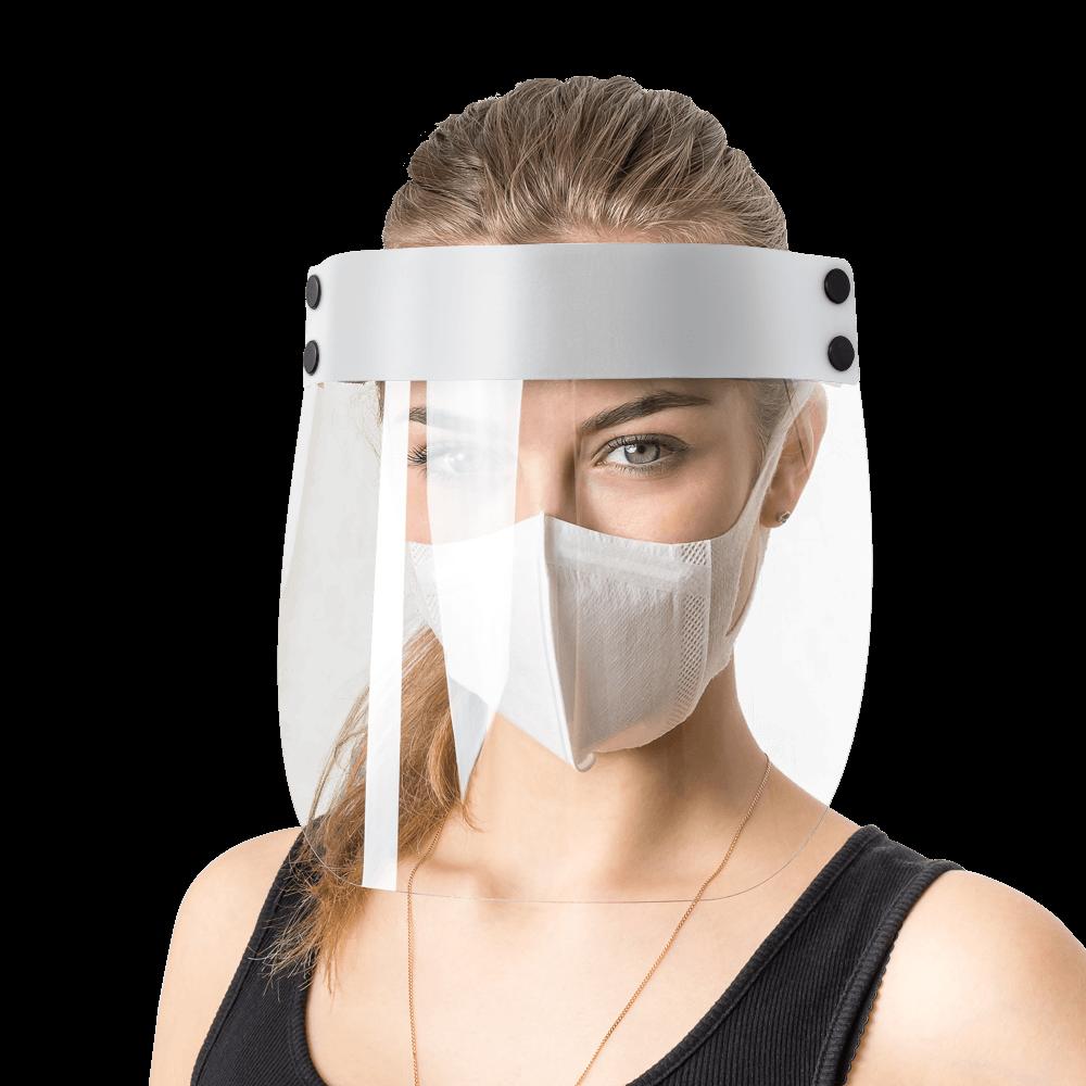 Защитный экран для лица